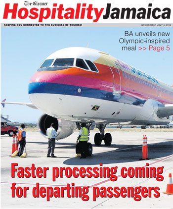 Air Jamaica processing times
